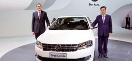 Nachhaltige Produktion und Sparsame Autos: Volkswagen investiert Milliarden in China