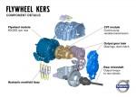 Volvo - Schwungrad KERS System