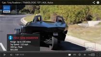 Epic Torq Roadster: Probefahrt im Elektro-Sportwagen