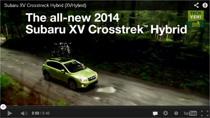 Subaru XV Crosstreck Hybrid Werbespot