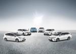 2013 Toyota Hybrid-Automodelle