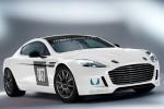 Alset Global Wasserstoff-Hybridsystem im Aston Martin Rapide S Rennwagen