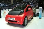 Elektroauto auf dem Genfer Autosalon 2011
