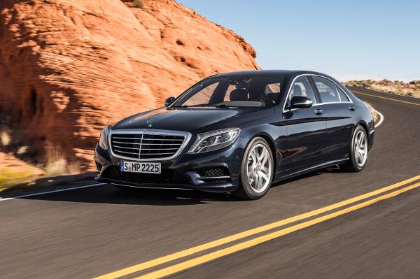 Mercedes-Benz S300 BlueTec