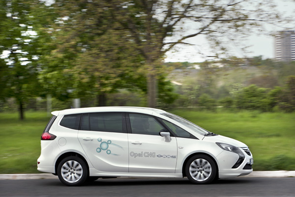 Opel Zafira Tourer CNG EcoFLEX