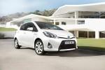 Yaris Hybrid - meiste Neuzulassungen unter Hybridautos in 2012