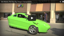 Video: Elio Motors - extrem sparsames Fahrzeug
