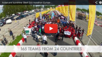 Erste Eindrcke: Shell Eco-marathon Europe vom 15. bis zum 19. Mai 2013