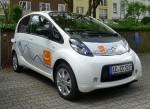 Cambio CarSharing Aachen mit neuem Elektroauto Citroen C-Zero