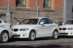 DriveNow ActiveE Elektroauto Flotte