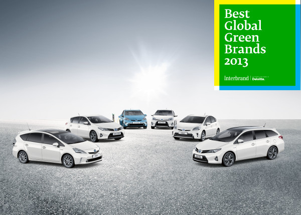 Toyota - Best Global Green Brand