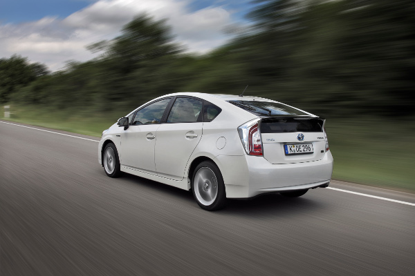 Toyota Prius: Top beim JD Power Report 2013