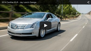 Der 2014 Cadillac ELR in Jay Leno's Garage