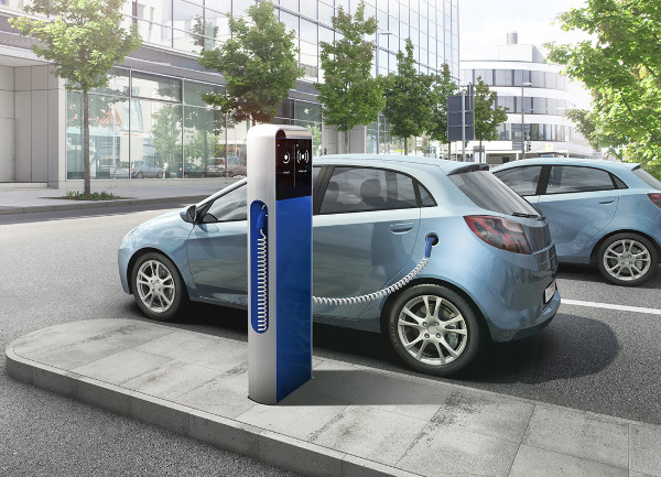 Vielseitige Lösungen von Bosch für die Elektromobilität
