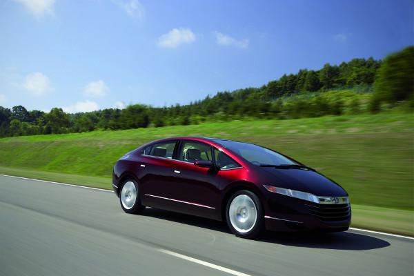 Honda FCX Clarity - Brennstoffzellenfahrzeug