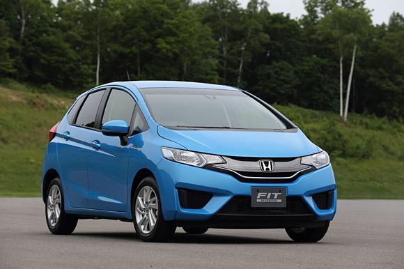 Neuer Honda Fit Hybrid (Europa: Jazz Hybrid)