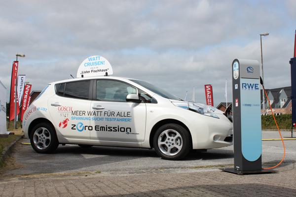 Nissan LEAF - Meistverkauftes Elektroauto