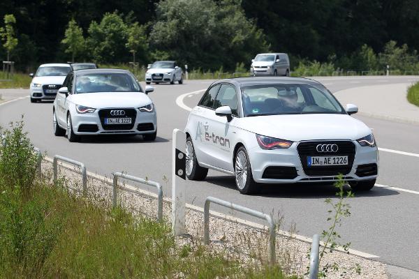 e-GAP - Audi etron Elektroautos