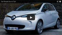 Vorstellung des Renault ZOE im Stern Video