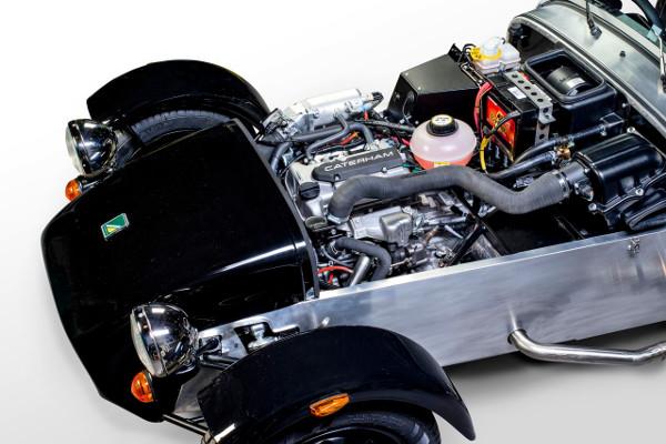 Caterham Seven mit Suzuki Motor