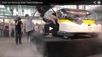 Solarauto Stella für vier Personen vom Solar Team Eindhoven