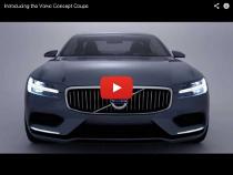 Das neue Volvo Concept Coupe in der Video-Vorstellung