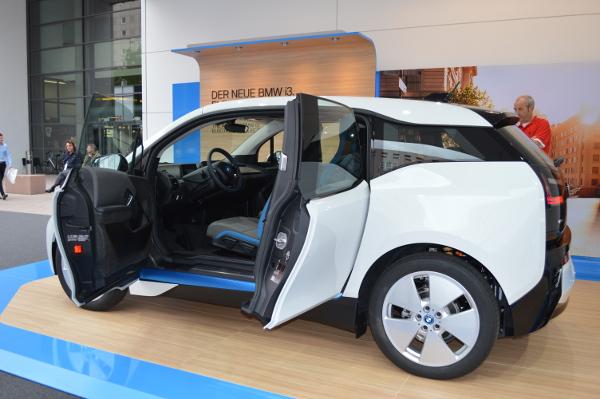 BMW i3 auf der IAA 2013