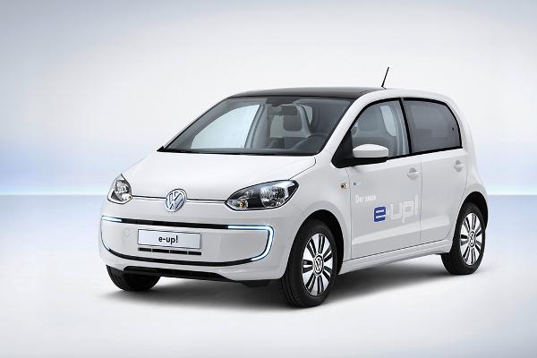 Der neue VW e-up!