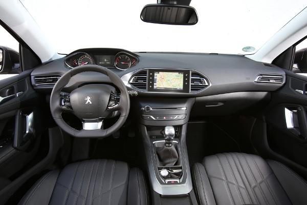 Peugeot 308 - Innenraum