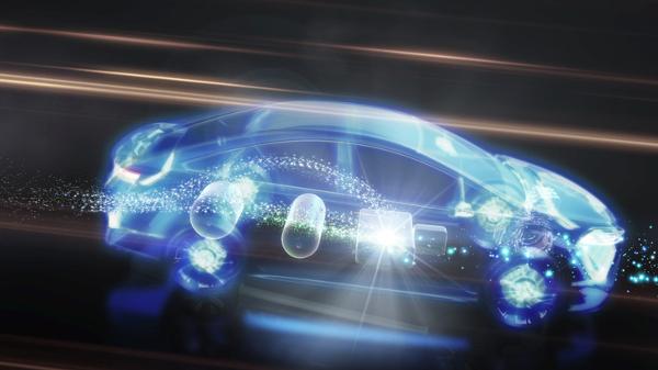 Toyota Brennstoffzellenantrieb