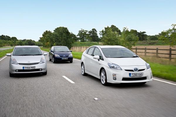 Toyota Prius - In allen Generationen wenig Mängel