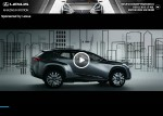 Video: Crossover Lexus LF-NX