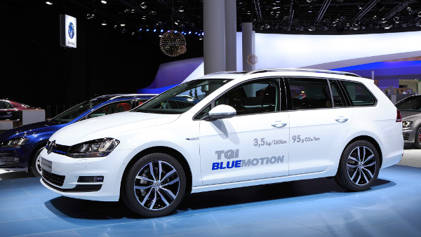 Volkswagen Golf Variant TGI BlueMotion