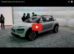 Video: Citroen Cactus auf der IAA 2013