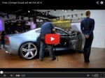 Video: Volvo Concept Coupe auf der IAA 2013