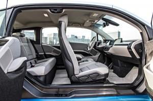 BMW i3 - Innenraum