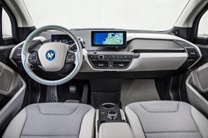 BMW i3 - Interieur
