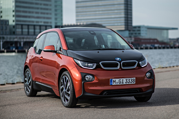 Elektroautos - BMW i3
