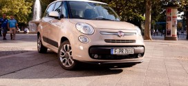 Fiat 500L Natural Power