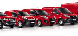 """Fiat Professional mit dem Green Fleet Award für """"Leichte Nutzfahrzeuge"""" ausgezeichnet"""