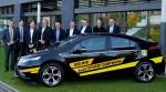 Schwarz-gelbe Ampera - Opel und der BVB elektrisieren Dortmund