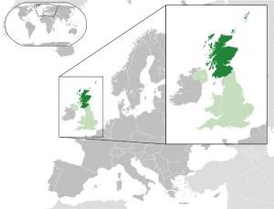 Besonders Grün: Schottland in Großbritannien und Europa