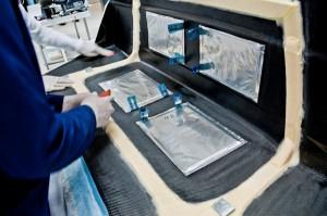 Volvo Batterie StorAGE - Super-Kondensator