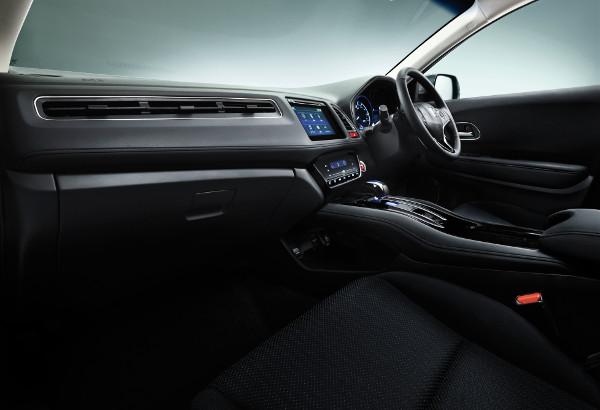 Honda Vezel Hybrid - Innenraum