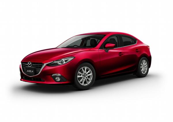 Mazda3 Hybrid