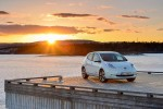 Nissan LEAF - Meistverkauftes Auto in Norwegen - Okt. 2013