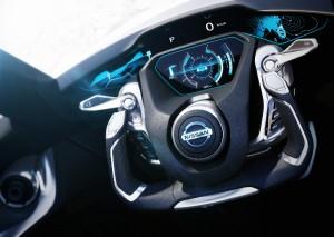 Nissan BladeGlider - Cockpit