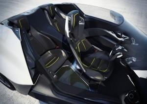 Nissan BladeGlider - Innenraum