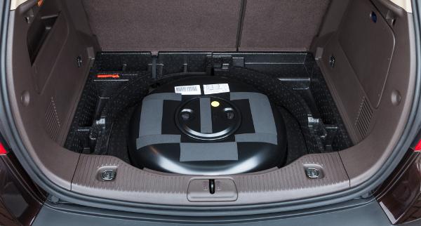 Opel Mokka LPG - Autogastank