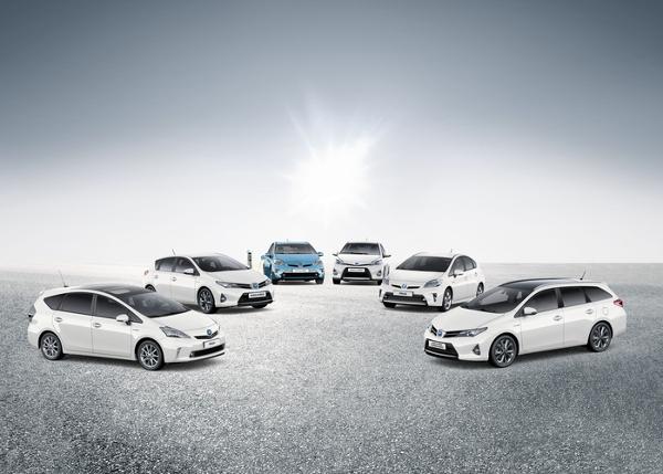 Toyota Modelle